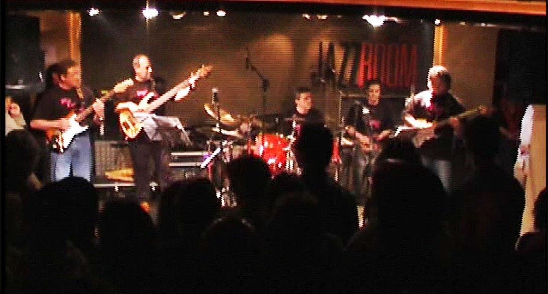 Concierto en Jazz Room 07-04-2006